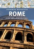 Rome Everyman Mapguide by Sandra Pisano