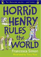 Browse books in the Horrid Henry series on LoveReading4Kids
