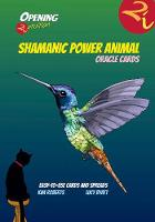 Shamanic Power Animal Oracle Cards 44 Oracle Cards and Guidebook Set by Kim Roberts, Lucy Byatt