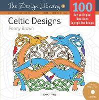 Design Library: Celtic Designs (Dl03) by Penny Brown