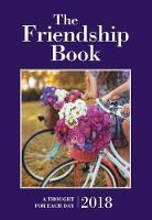 The Friendship Book 2018 by Parragon Books Ltd