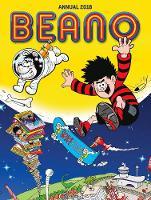 Beano Annual 2018 by Parragon Books Ltd