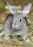 Nutrition of the Rabbi by Carlos (Departamento de Producion Animal, Universidad Politecnica, Madrid, Spain) De Blas, Dominic (INRA Centre de Rech Allain