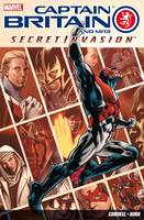 Captain Britain and MI13 Captain Britain And Mi13 Secret Invasion by Paul Cornell