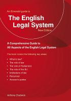 A Guide To The English Legal System by Anthony Chadwick
