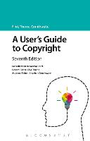 A User's Guide to Copyright by Michael Flint, Clive Thorne, Jonathan Cornthwaite