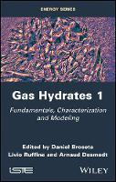 Gas Hydrates 1 Fundamentals, Characterization and Modeling by Daniel Broseta