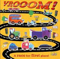 Vrooom! A race for first place! by Jonathan Litton