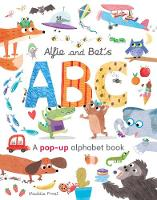 Alfie and Bet's ABC A pop-up alphabet book by Patricia Hegarty