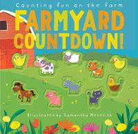 Farmyard Countdown! Counting fun on the farm by Jonathan Litton