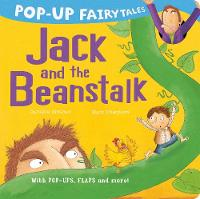 Pop-Up Fairytales: Jack and the Beanstalk by Danielle McLean