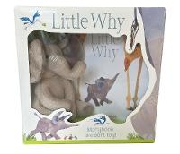 Little Why - Storybook and Soft Toy by Jonny Lambert