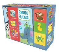 Animal Friends Bingo Playset by Kasia Nowowiejska