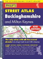 Philip's Street Atlas Buckinghamshire by