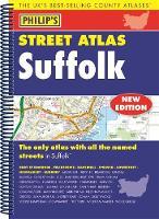 Philip's Street Atlas Suffolk by
