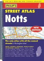 Philip's Street Atlas Nottinghamshire by