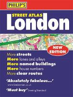 Philip's Street Atlas London Mini Paperback Edition by