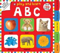 ABC Play & Learn by Roger Priddy
