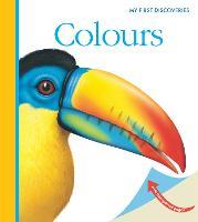 Colours by Pascale de Bourgoing