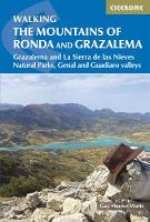 The Mountains of Ronda and Grazalema by Guy Hunter-Watts