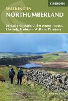 Walking in Northumberland 36 walks throughout the national park - coast, Cheviots, Hadrian's Wall and Pennines by Vivienne Crow
