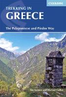 Trekking in Greece The Peloponnese and Pindos Way by Tim Salmon