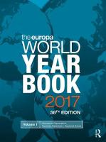 The Europa World Year Book 2017 by Europa Publications
