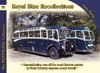 Royal Blue Recollections by Christopher Harris