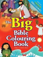 The Big Bible Colouring Book by Jan Godfrey