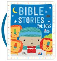 Bible Stories for Boys (Blue) by Dawn Machell