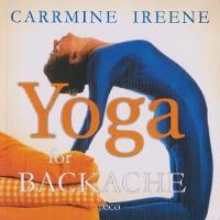 Yoga for Backache by Carrmine Ireene