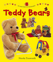 Say and Point Picture Boards: Teddy Bears by Nicola Tuxworth