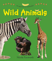 Say and Point Picture Boards: Wild Animals by Nicola Tuxworth