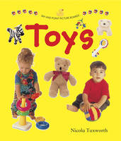 Say and Point Picture Boards: Toys by Nicola Tuxworth