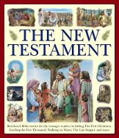 New Testament (Giant Size) by Armadillo Books