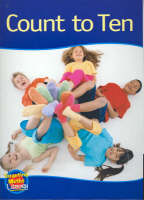Count to Ten Reader One to Ten by Katy Pike, Garda Turner