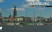 Hamburg City Panoramas 360 by Thorsten Tiedeke, Helga Neubauer, Wolfgang Vorbeck