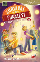 Survival of the Funkiest: Max Stone and Ruby Jones by Frances Adlam