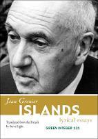 Islands Lyrical Essays by Jean Grenier