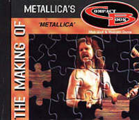 The Making of Metallica's Metallica by Mick Wall, Malcolm Dome