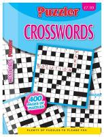 Puzzler Crosswords by Alison Pitcher