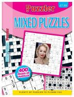 Puzzler Mixed Puzzles by Alison Pitcher