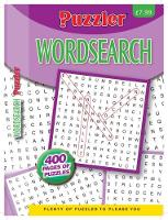 Puzzler Wordsearch by Alison Pitcher
