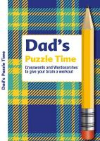 Dad's Puzzle Time by Alison Pitcher