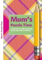 Mum's Puzzle Time by Alison Pitcher