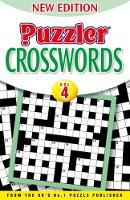 Puzzler Crosswords Volume 4 by Alison Pitcher