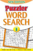 Puzzler Word Search Volume 8 by Alison Pitcher
