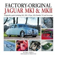 Factory-Original Jaguar Mk I & Mk II by Nigel Thorley
