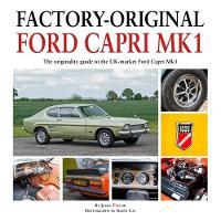 Factory-Original Ford Capri Mk1 by James Taylor