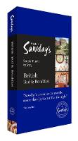 British Bed and Breakfast Alastair Sawday's Special Places to Stay by Alastair Sawday